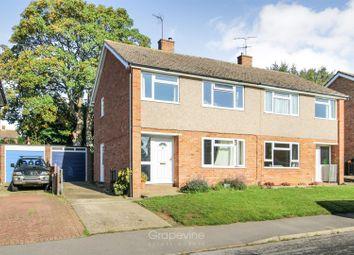 Kibblewhite Crescent, Twyford, Reading RG10. 3 bed semi-detached house for sale