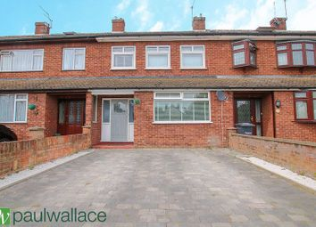 Thumbnail 3 bed terraced house for sale in Maybury Avenue, Cheshunt, Waltham Cross