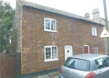 Thumbnail 2 bed semi-detached house to rent in Manor Street, Ruskington, Sleaford