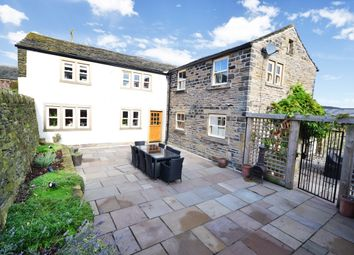 Thumbnail 4 bed barn conversion for sale in Town End Lane, Lepton, Huddersfield, West Yorkshire