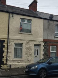 Thumbnail 2 bed terraced house to rent in Cumrae Street, Splott, Cardiff