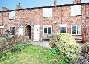 Thumbnail 2 bed terraced house for sale in New Row, Kirby Wiske, Thirsk