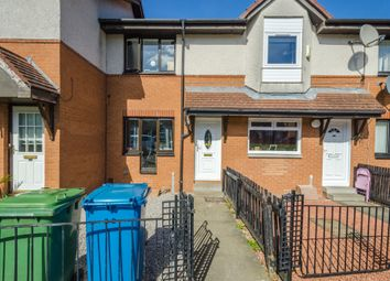 Thumbnail 2 bed terraced house for sale in Scarrel Drive, Rutherglen, Glasgow