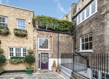 Thumbnail 3 bed flat for sale in Montagu Mews West, London