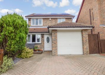Thumbnail 3 bed detached house for sale in Church Park, Wheatley Hill, Durham