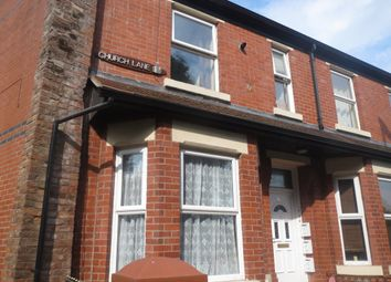 Thumbnail 2 bed flat to rent in Church Lane, Manchester