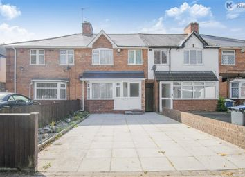 Edgcombe Road, Hall Green, Birmingham B28. 3 bed terraced house