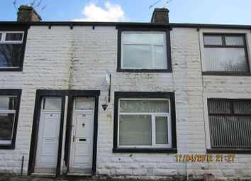 Thumbnail 2 bed property to rent in Lytton Street, Padiham, Burnley