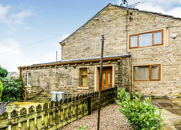 Thumbnail 1 bed cottage for sale in Riley Lane, Bradshaw, Halifax