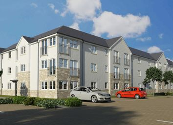 Thumbnail 2 bed flat for sale in Cumbernauld Road, Moodiesburn