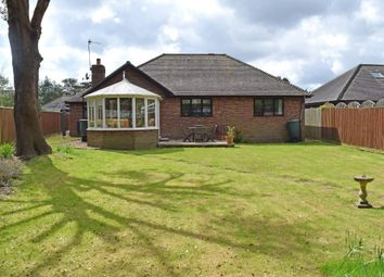 Thumbnail 3 bed detached bungalow for sale in 3 Holmwood Close, Bembridge, Isle Of Wight