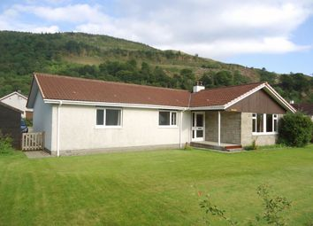 Thumbnail 4 bed detached bungalow for sale in The Sheiling, Benderloch, Oban