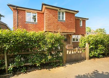 Thumbnail 3 bed detached house to rent in Telegraph Lane, Claygate