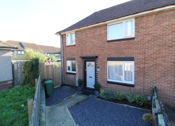 Thumbnail 2 bed end terrace house for sale in Norwich Road, Cosham, Portsmouth