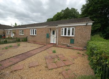 Thumbnail 2 bed semi-detached bungalow for sale in Amelia Opie Way, Thetford