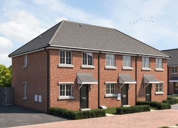 Thumbnail 2 bed terraced house for sale in Botany Mews, Weston Turville, Aylesbury
