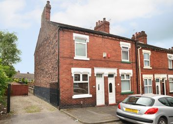 Thumbnail 3 bed end terrace house for sale in Hodgkinson Street, Chesterton, Newcastle-Under-Lyme
