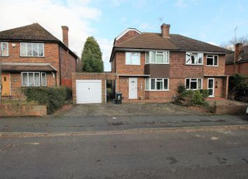 Thumbnail 4 bed property to rent in East Hill, Maybury, Woking