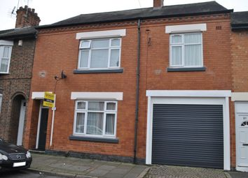 Thumbnail 4 bedroom terraced house for sale in Trafford Road, Leicester