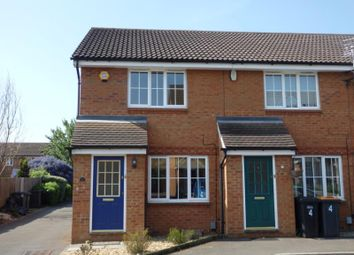 Thumbnail 2 bed end terrace house to rent in Ellington Road, Bedford