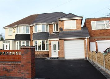 Thumbnail 4 bed semi-detached house for sale in Elmfield Road, Castle Bromwich, Birmingham