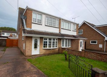 Thumbnail 3 bed semi-detached house to rent in Willowdale, Sutton-On-Hull, Hull