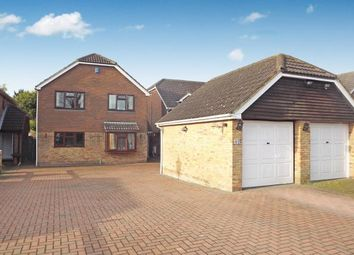 Thumbnail 4 bed detached house for sale in Cryalls Lane, Sittingbourne, Kent