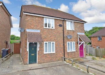 Thumbnail 1 bed semi-detached house for sale in Pittlesden, Tenterden, Kent