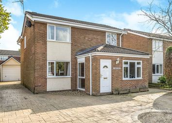 Thumbnail 4 bed detached house for sale in Birchwood, Leyland