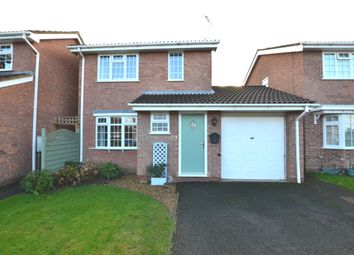 Thumbnail 3 bed detached house for sale in Forest Road, Market Drayton