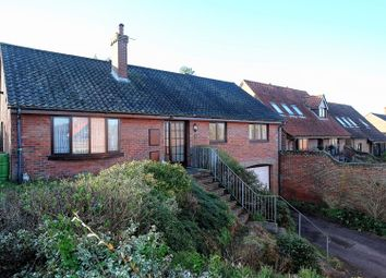 Thumbnail 3 bed detached bungalow for sale in Hillside Court, Bungay