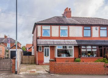Thumbnail 3 bed semi-detached house to rent in Springfield Road, Wigan