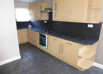 Thumbnail 3 bed terraced house to rent in Monach Road, Hartlepool