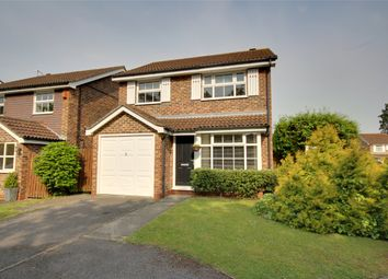 Thumbnail 3 bed detached house to rent in Cabbell Place, Addlestone, Surrey