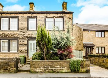 Thumbnail 3 bed end terrace house for sale in Swallow Lane, Golcar, Huddersfield
