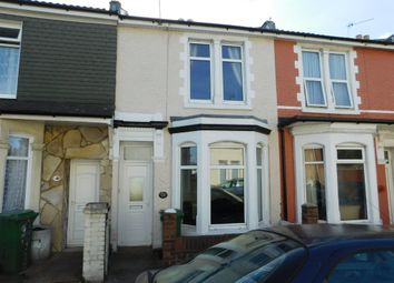 Thumbnail 3 bedroom terraced house for sale in Renny Road, Portsmouth