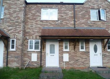 Thumbnail 2 bed town house for sale in The Rookery, Scotter, North Lincolnshire
