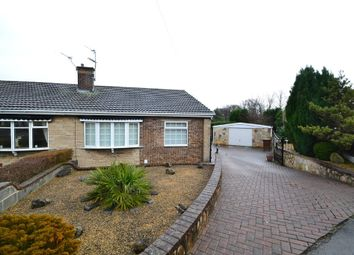 Thumbnail 2 bed semi-detached bungalow for sale in Sussex Close, Hemsworth, Pontefract