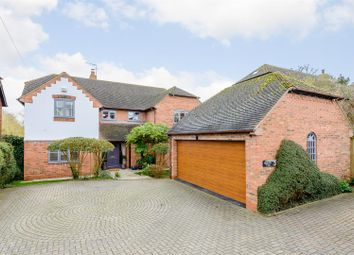 Thumbnail 5 bed detached house for sale in Goldicote Road, Loxley, Warwick, Warwickshire