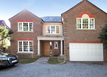 Thumbnail 5 bed detached house for sale in Queens Road, Hersham, Walton-On-Thames