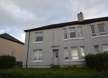 Thumbnail 2 bedroom flat for sale in Foxbar Drive, Knightswood, Glasgow