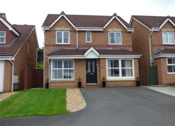 Thumbnail 4 bed detached house for sale in Dalesman Drive, Carlisle, Cumbria