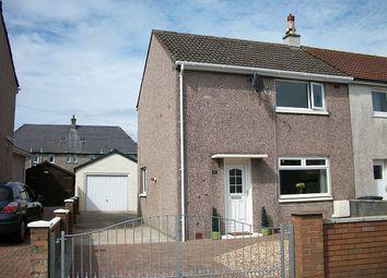 Thumbnail 2 bed semi-detached house for sale in Fairhurst Road, Stranraer