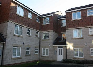 Thumbnail 2 bed flat to rent in Highfield Rise, Chester Le Street, County Durham
