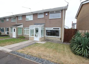 3 bed semi-detached house for sale in Woodham Close, Barry CF62