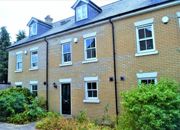 Thumbnail 4 bed terraced house for sale in Cavendish Court, Cambridge