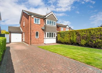 Thumbnail 4 bed detached house for sale in More Hall Drive, Hull