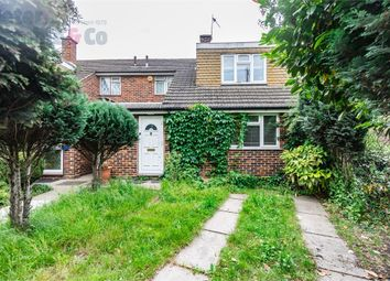 Thumbnail 2 bed end terrace house for sale in Horsenden Lane South, Perivale, Greenford, Greater London