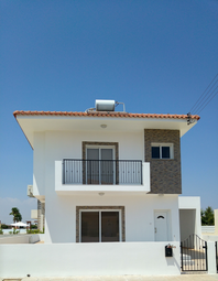 Thumbnail 3 bed villa for sale in Xylophagou, Famagusta, Cyprus