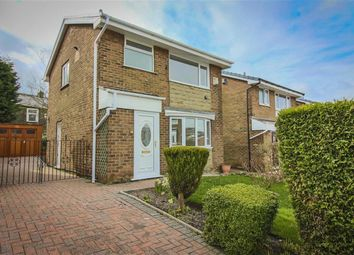 Thumbnail 3 bed detached house for sale in Delamere Road, Briercliffe, Lancashire